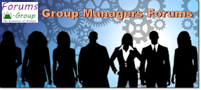 Group Managers Premium Support Forum